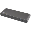 StarTech TB3DKDPMAW Thunderbolt 3 Dock with Dual 4K - Mac & Windows