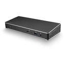 StarTech TB3DOCK2DPPD Thunderbolt™ 3 Dock for Laptops - Dual-4K - Power Delivery