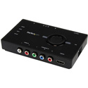 StarTech USB2HDCAPS Standalone Video Capture and Streaming Device - HDMI or Component 1080p - USB 2.0