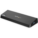 StarTech USB3DOCKHDPC 4K Laptop Docking Station with DP & HDMI - USB 3 Laptop Dock