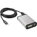 StarTech USBC2DVCAPRO DVI to USB-C Video Capture Device