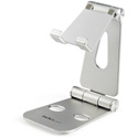 StarTech USPTLSTND Smartphone and Tablet Stand - Portable - Foldable - Aluminum