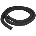 StarTech WKSTNCM Cable Management Sleeve - 2 m (6.5 Foot) - Trimmable Fabric