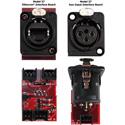 Studio Technologies M37-MK-01 Power Entry & Aux Audio Input Module Kit for Model 37 Intercom Beltpack