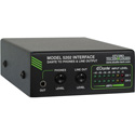 Studio Technologies Model 5202 Dante to Phones and Line Output Interface