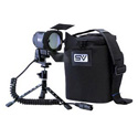 Smith Victor AC/DC Video Light Kit with Battery Pack and 100w DC Lamp