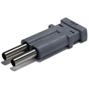 Switchcraft VMTPUHD Ultra VideoPatch 24GHz MidSize Dual Video Terminating Plug