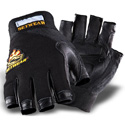 Photo of SetWear SWF-05-010 Leather Fingerless Glove - Size L