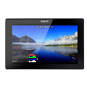 SWIT S-1073FA 7 Inch Full HD Waveform Optical Bonding LCD Monitor with Gold Mount Plate