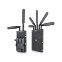 Photo of SWIT S-4904 T/R 700m 3GSDI/HDMI Wireless Transmission System with V-mount Plate