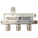 Photo of Blonder Tongue Solder Back 5-1000 MHz In-Line 3 Way RF Splitter