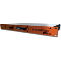 Attero Tech SYNAPSE D32MI 32 Channel Mic/Line Break-In Interface 1RU with Phoenix Terminal Block Inputs