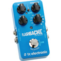TC Electronic Flashback 2 Delay Pedal with MASH Footswitch - Crystal Delay Effect and TonePrint