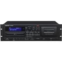 Tascam CD-A580 CD/Cassette Player with USB Dubbing