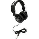 Tascam TH-02B Closed-back Stylish Headphone - Black