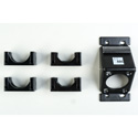 ADC Commscope TCM45-KIT-BK 45 Degree Panel Mounting Kit for ProAx - 2RU