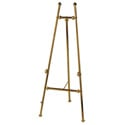 Baroque Brass Easel -60in