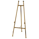 Testrite Instrument Co. 650 Baroque Brass Easel -60in