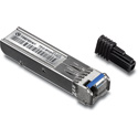 TRENDnet TEG-MGBS10D3 Mini-GBIC Version v4.0R Dual Wavelength Single-Mode LC Transmitter Module - 1.25Gbps - 1310 - 10km