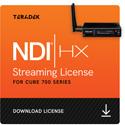 Teradek 01-2011 NDI License for Cube 700 Series (Software Download)