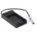 Teradek 11-0626 L Bracket Battery Adapter Plate for Panasonic VBG6-7