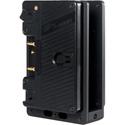 Teradek 11-0790 Dual 14.4V Gold Mount Battery Plate for Bolt Pro 300 / 500 / 1000 / 2000 / 3000 Receivers