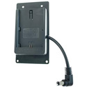 Teradek 11-0848 ACE 500 TX / RX Battery Plate for Canon LP-E61 7.4V and Sony NP-F550 7.2V - L Bracket