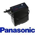 Teradek 11-0646 BIT-645 Li-Ion Replacement Battery for Panasonic VW-VGB6 with 10 inch Barrel Adapter to 2-Pin Lemo Cable