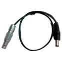 Teradek 11-0711 BIT-710 10 Inch 2-Pin Connector to DC Plug 2.1x5.5mm Barrel Adapter