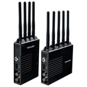 Teradek Bolt 4K 1500 Wireless Video Transmitter / Receiver Deluxe Set - Gold-Mount