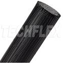 Techflex CCP1.50BK 200FT Clean Cut - 38.1mm - Black - 1-1/4-Inch to 2-Inch - 250-Foot