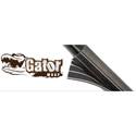 Techflex CDWG3.00BK Gator Wrap Sleeving - 3 Inch - 25 Feet - Black