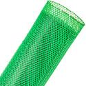 Techflex Flexopet 2 Inch Expandable Tubing - Neon Green - 200 Foot