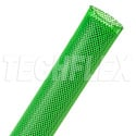 Techflex PTN1.50-NG-200 General Purpose Expandable Braided Sleeve - 1.5 Inch - Neon Green - 200 Foot