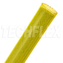 Techflex PTN1.50-NY-200 General Purpose Expandable Braided Sleeve - 1.5 Inch - Neon Yellow - 200 Foot