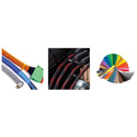 Techflex PTN1.0-250 Expandable Braided Sleeving - 5/8 Inch to 1 5/8 Inch - 250 Feet