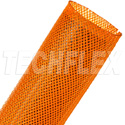 Techflex PTN2.00-OR-200 General Purpose Expandable Braided Sleeve - 2.5 Inch - Orange - 200 Foot
