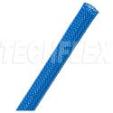 Techflex PTT0.31NB - PET Tight Weave 5/16in Flexo Pet Bulk Spool 1000 ft - Neon Blue