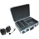 WILLIAMS AV TGS PRO 737 Personal PA Tour Guide System - 10 Select PPA R37N Receivers