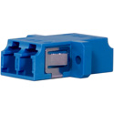 Techlogix S2D-ADPT-LCLC Fiber Optic Coupler - Duplex Singlemode OS2 LC to LC Coupler