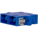 Techlogix S2D-ADPT-SCSC Fiber Optic Coupler - Duplex Singlemode OS2 SC to SC Coupler