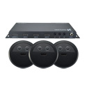 TechLogix TL-SMKIT-02 Share-Me Kit - Switcher & 3 HDMI Control Inserts