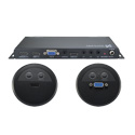 TechLogix TL-SMKIT-03 Share-Me Kit - Switcher with 1 HDMI & 1 VGA Control Insert
