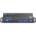 TechLogix TL-DA14-F2 1 x 4 HDMI Splitter - 4K60 with EDID Management and Scaling