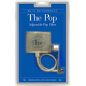 Blue The Pop Universal Clamp-On POP Filter