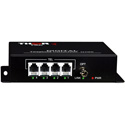 Thor F-4TEL Fiber Optic to RJ11 Telephone Media Converter