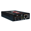 Thor Fiber F-GET-TR-MM Gigabit Ethernet 1000Mbs to Fiber Converter for Multimode Fiber