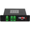 Thor F-PLC-1x2-LGX 1x2 Compact LGX Fiber Optic -Optical Splitter Couplers
