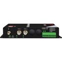 Thor F-2V4A-1D-TxRx 2 Channel CVBS Composite Baseband Video Input 4 Channels Analog Audios Transmitter and Receiver Kit