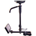 Steadicam A-HDABNN Aero Camera Stabilizer Sled with Anton Bauer Mount & 7-Inch 3G-HD/HDMI Monitor